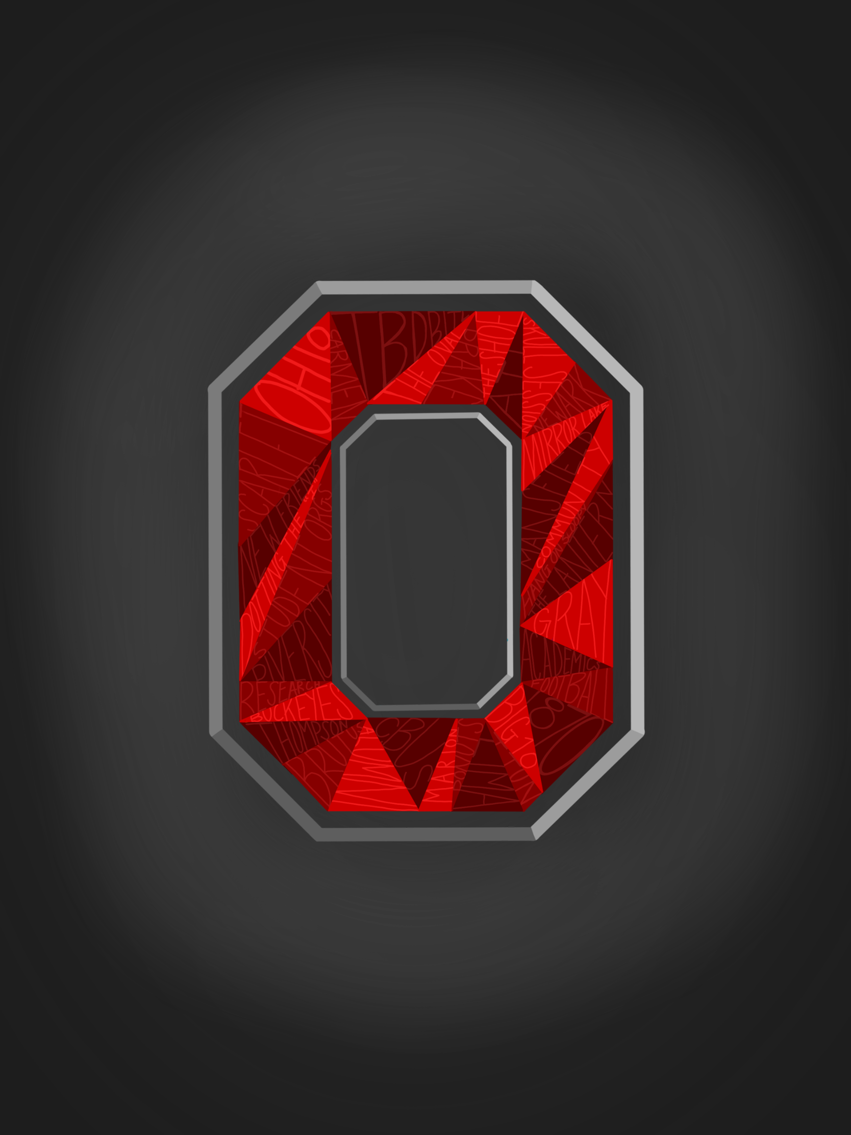 Block O Wallpaper